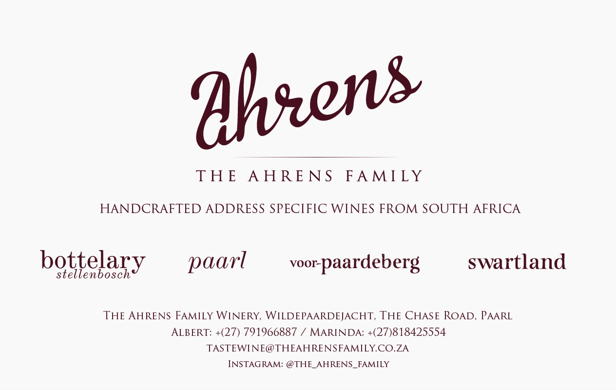 Ahrens Family Wines